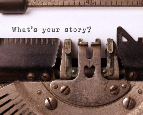 Writing Your Life Story ------ A Camp Creative Event